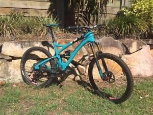 2016 Yeti SB5c, Size L Albany Creek Brisbane North East Preview