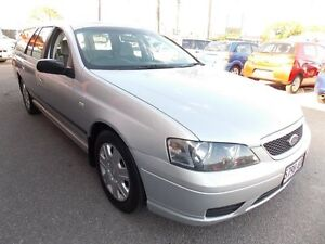 2006 Ford Falcon BF XT Quicksilver 4 Speed Sports Automatic Wagon Enfield Port Adelaide Area Preview