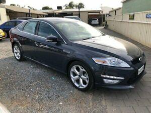 2010 Ford Mondeo MC Titanium TDCi Midnight Sky 6 Speed Direct Shift Hatchback Park Holme Marion Area Preview