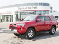 2014 Toyota 4Runner TRAIL EDITION Navigation Sunroof Leather