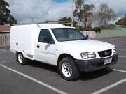 2002 Holden Rodeo Ute with tradie workbody Timboon Corangamite Area Preview