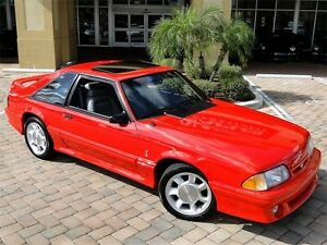 Looking for a 1993 and 1994-1995 Mustang SVT Cobra