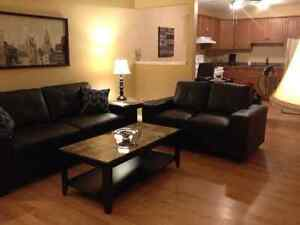 ONE BEDROOM, FULLY-FURNISHED CONDO IN ADULT ONLY BUILDING
