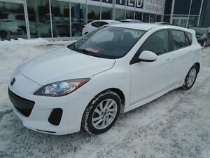 2013 Mazda Mazda3 **HEATED SEATS & CRUISE!!** SPORT GS
