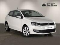 2012 VOLKSWAGEN POLO HATCHBACK