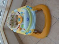Chicco Baby Walker excellent condition £20