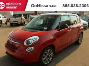 2014 Fiat 500L Sport, Pano Roof, Power Windows, Blue Tooth