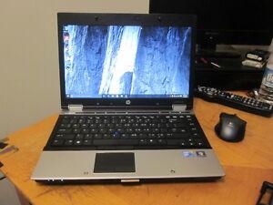 HP elitebook 8440p quad core laptop
