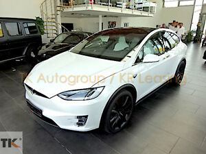 "Tesla Model X P100D *Vollausstattung/ 22"" Alu/ Upgrade"