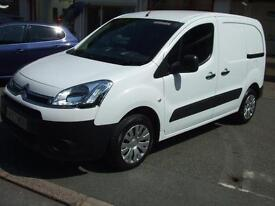 Citroen Berlingo 1.6HDi 3 Seat Seater Air-Con Enterprise Peugeot Partner Van