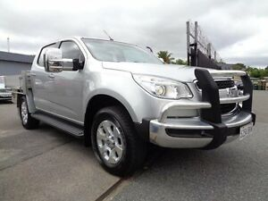 2016 Holden Colorado RG MY16 LTZ (4x4) Silver 6 Speed Manual Crew Cab P/Up Pooraka Salisbury Area Preview