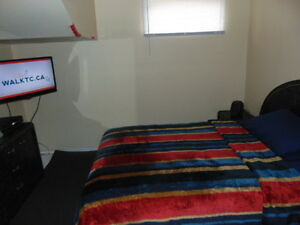 Furnished & Clean room for rent -