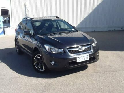 2013 Subaru XV G4X MY13 2.0i-S Lineartronic AWD Grey 6 Speed Constant Variable Wagon Rockingham Rockingham Area Preview