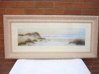 Framed Picture Beckinsale Beachcomers