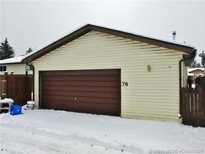 26 x 24 Safe Secure Garage in Clearview!