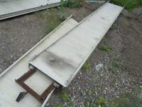 "ALUMINUM RAMPS ""10 IN STOCK"""