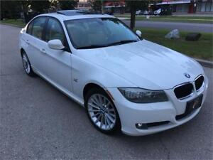 2011 BMW 328i XDRIVE PREMIUM SPORT PKG SUNROOF NO ACCIDENTS
