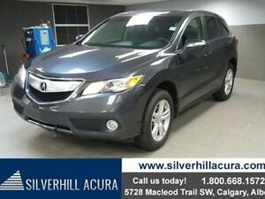 2014 Acura RDX Base AWD * Leather Sunroof B/U Camera