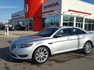 2017 Ford Taurus Limited 4dr AWD Sedan