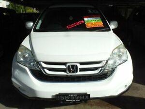 2010 Honda CR-V MY10 (4x4) White 6 Speed Manual Wagon East Lismore Lismore Area Preview
