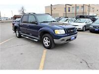 2004 Ford Sport Trac---Certified---E-Tested---2 Year W