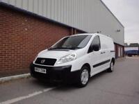 2007 FIAT SCUDO 10Q 1.6 Multijet 90 H1 Comfort Van Only 83,000 miles