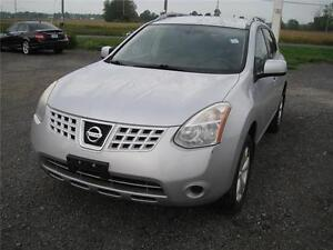 2008 Nissan Rogue SL AWD *Certified & E-tested*