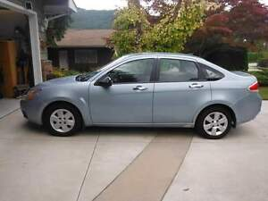 2008 Ford Focus Sedan $4200 Reduced from $4700