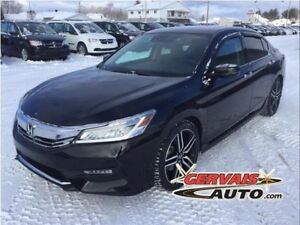 Honda Accord Touring Navigation Cuir Toit Ouvrant MAGS 2016