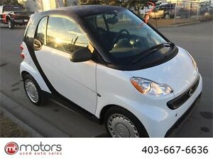 2013 SMART CAR GAS AUTOMATIC LOW KMS FORTWO