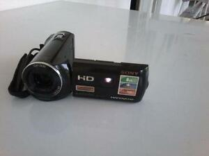 Sony Handycam HDR-PJ230 Projector HD Camcorder Watch & Share
