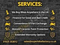 2011 60 SUZUKI GSXR750 L0 - NATIONWIDE DELIVERY AVAILABLE
