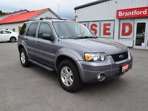 2007 Ford Escape Limited 4dr 4x4