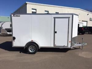 NEW 2018 XPRESS 6' x 12' ALUMINUM CARGO TRAILER