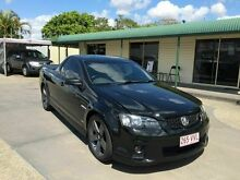 2011 Holden Commodore VE SV6 Thunder Black 6 Speed Manual Utility Berserker Rockhampton City Preview