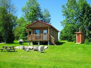 Vacation Cabin / Cottage Rentals on The York River, Bancroft ON