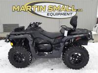 2018 Can-Am Outlander MAX XT-P 850 Edmundston New Brunswick Preview
