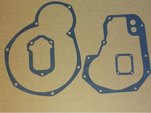 Dichtsatz - Papierdichtung LANZ D1616 2016 2416 2816 Kriechgang Getriebe Traktor Foto 1