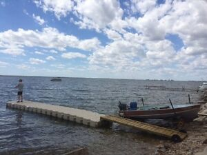 FLOATING DOCK $2,400 for a 30′ system Regina Regina Area image 2