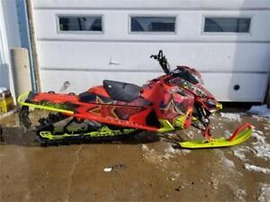 2016 Skidoo Freeride 146 E start only 1970 miles