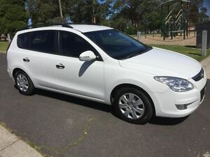 2010 Hyundai i30 FD MY10 CW SX 1.6 CRDi 4 Speed Automatic Wagon Preston Darebin Area Preview