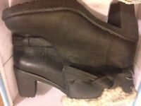 Brand New Black Women's Size 10 Boots