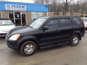 2003 Honda CR-V LX Fully Certified and Etested!