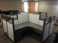 WORKSTATIONS ,CUBICLES,MANY BRANDS SIZES CONFIGURATIONS Mississauga / Peel Region Toronto (GTA) Preview