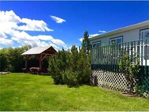 Ideal FAMILY FARM 40 acres just 20 minutes south of Lethbridge
