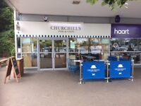 chef needed for market leading fish and chips restaurant