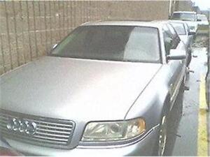 2000 AUDI A8 SPORT QUATTRO AWD AUBAINE RÉDUIT 2860$ 514-817-0095