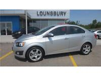 2014 CHEVROLET SONIC LT REDUCED! REDUCED! REDUCED!