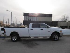2011 Ram 2500 6.7L 4X4 DIESEL CUMMINS LONG BOX!!!