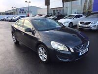 VOLVO S60 D3 SE LUX, FULL VOLVO HISTORY, 12 MONTHS MOT, SAT NAV, LEATHERS, SUNROOF ONLY £6500